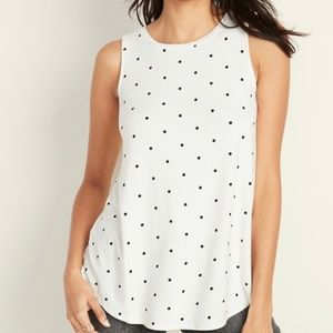 Old Navy | High-Neck Luxe Tank Top